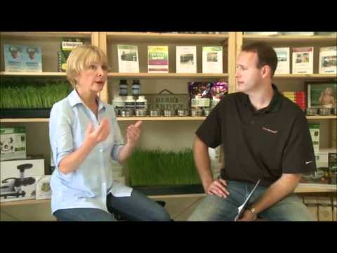 Got Sprouts - Hippocrates Health Institute 2 with Sean Herbert Linda Frees