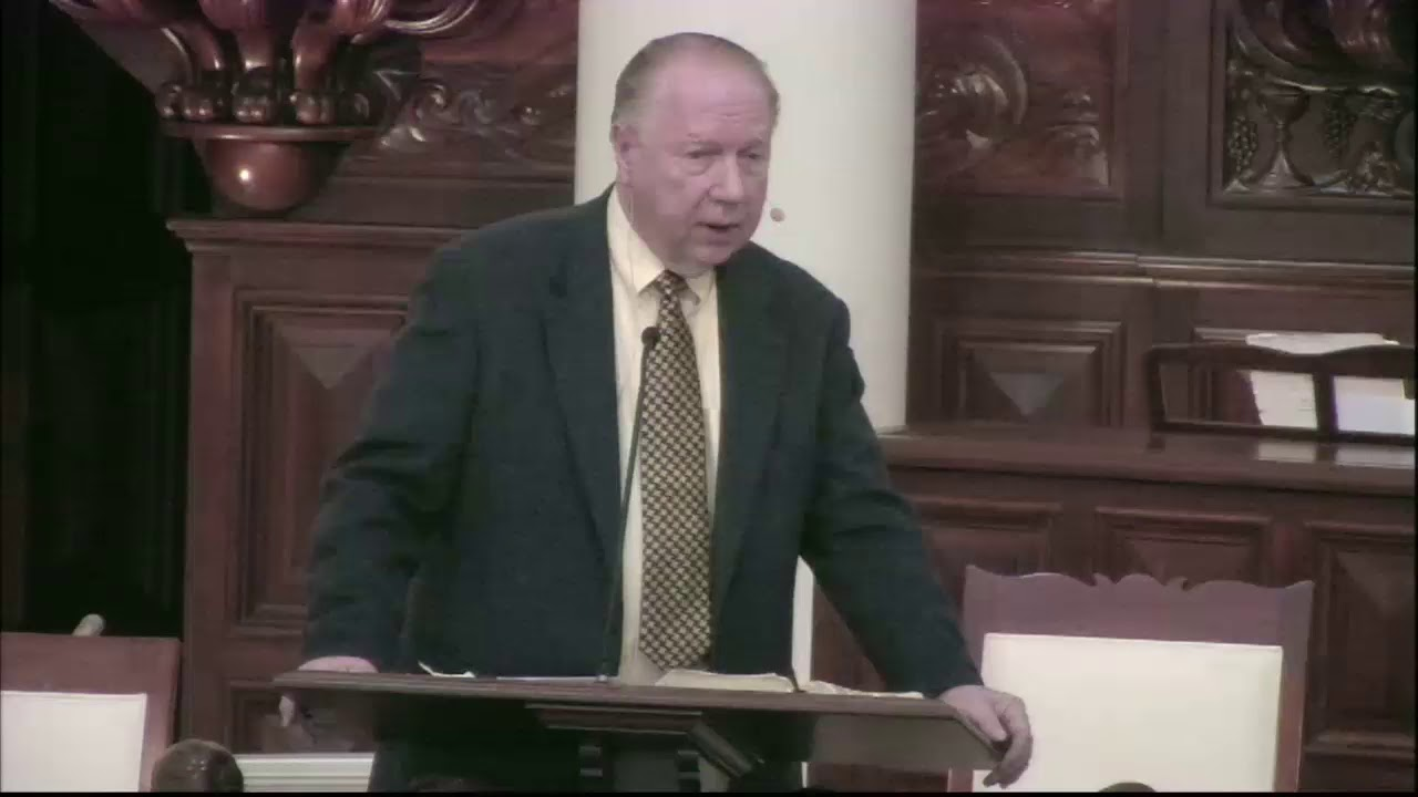 Allen Ross - A Vision of the Glory of Christ