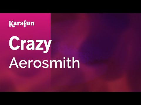 Karaoke Crazy - Aerosmith *