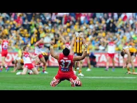Top 10 Sydney Swans 2012 Grand Final Moments