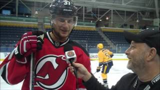 2016 NHLPA Rookie Showcase Pavel Zacha of the New Jersey Devils