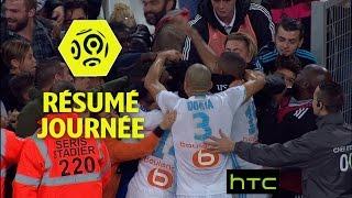 Résumé de la 9ème journée - Ligue 1 / 2016-17