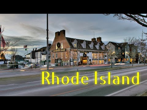Top 10 Reasons NOT To Move To Rhode Island. The Smallest State In The United States.
