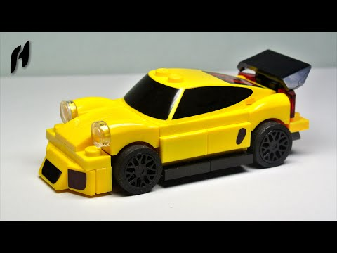 lego porsche 911 gt3 rs moc youtube. Black Bedroom Furniture Sets. Home Design Ideas