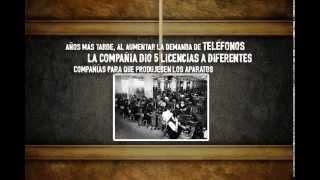 La Evolución del Teléfono