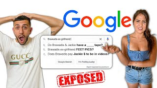 Brawadis Ex-Girlfriend answers GOOGLES MOST SEARCHED QUESTIONS ABOUT HERSELF...