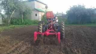 Почвофреза культиватор на трактор т25 своими руками КМ1