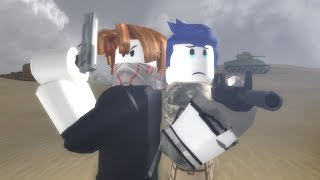 Reacting to ROBLOX GUEST STORY made by Cryptize