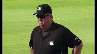 MLB Umpires That Eject Players the Most