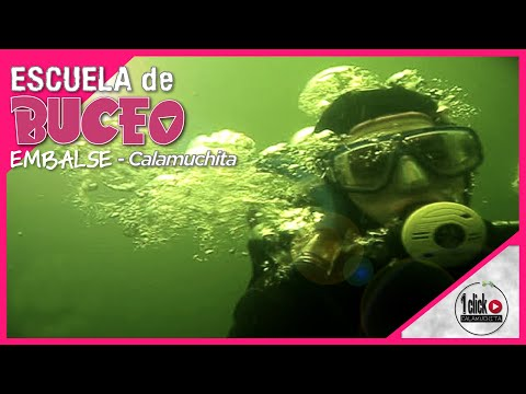 BUCEO En El LAGO De EMBALSE - CALAMUCHITA