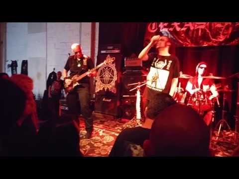 UNGOD - Live at Walters Downtown Houston Texas Part II. 07/09/16