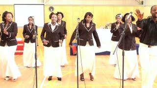 Igumire mubuntu by Songambele International Gospel Band
