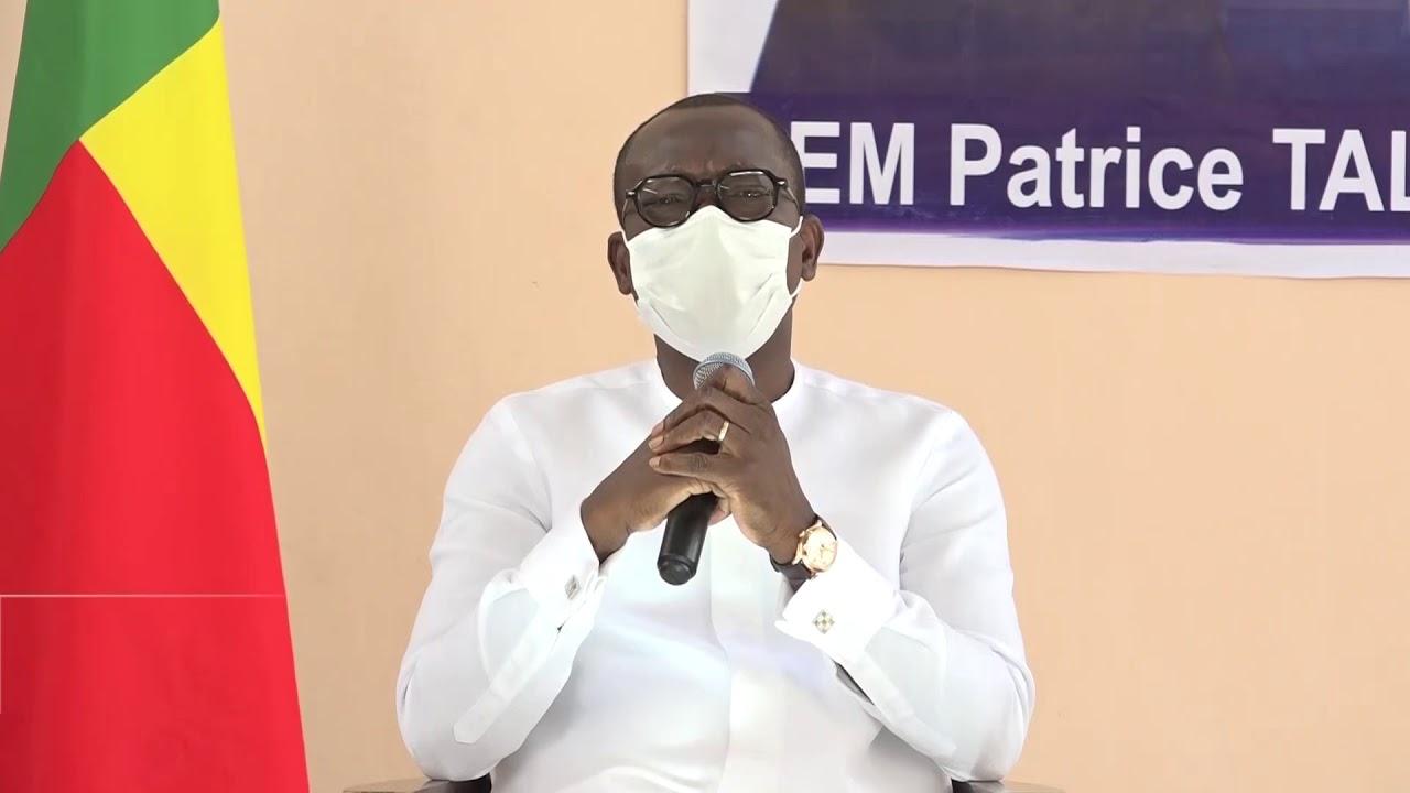 Tournée présidentielle : Patrice Talon à Karimama