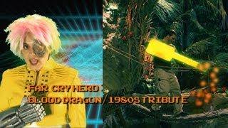 Far Cry Hero: Blood Dragon 80s Tribute feat. Random Encounters GEEK WEEK