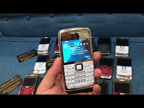 Bán Điện Thoại Nokia e71 cổ zin chính hãng tại tphcm