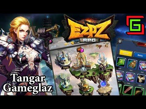 Просто RPG Ez Pz гайд ПЛАВКА и КРАФТ вещей ☺ Тангар Игроглаз — Онлайн игры, MMO и MMORPG