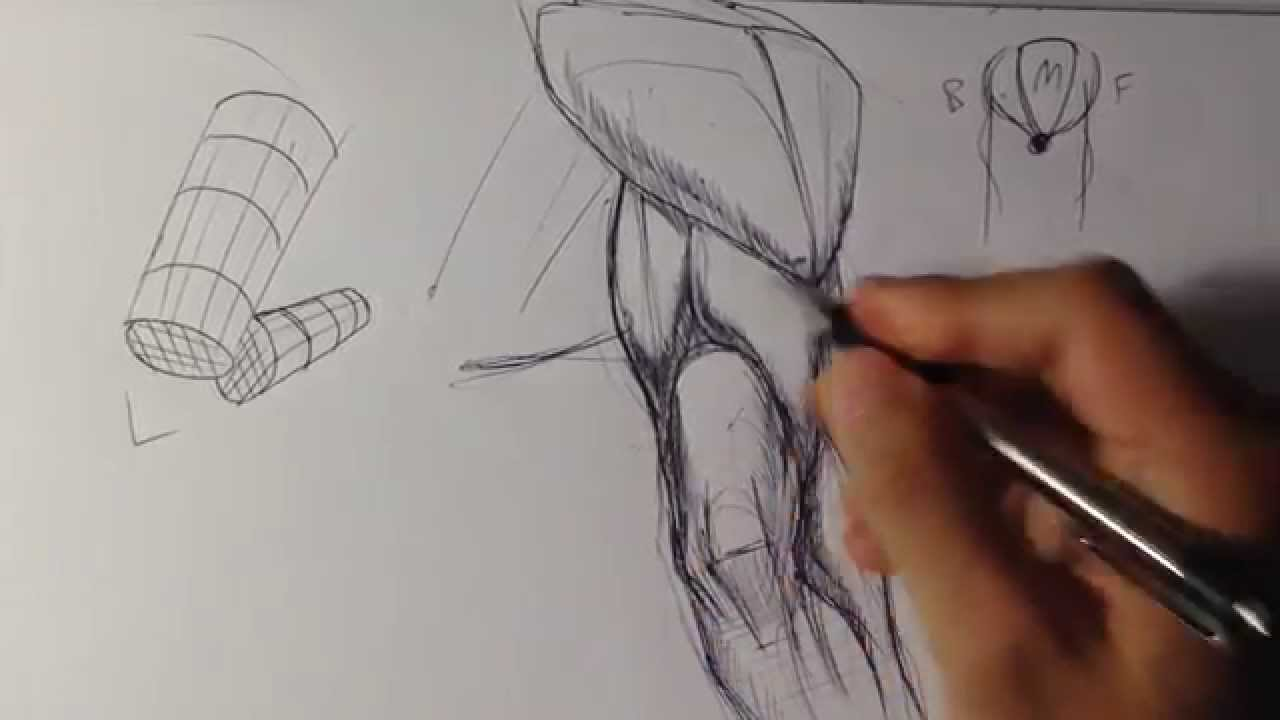 How To Draw An Arm Part 2 Easy Things To Draw Youtube
