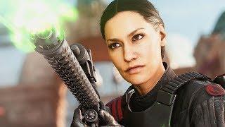 Helmetless Iden Versio Skin | Star Wars Battlefront II Mod thumbnail