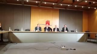 Norddeutsche-Innenministerkonferenz 2014 (Abschlusspressekonferenz)