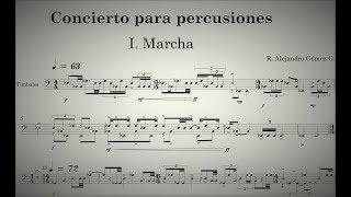Percussion Concerto R. Alejandro Gómez