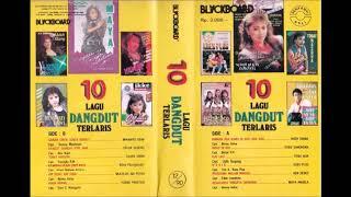 10 Lagu Dangdut Terlaris