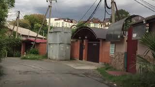Обзор района Соболевка с колес. Магазины, жилые комплексы, школы и т.д