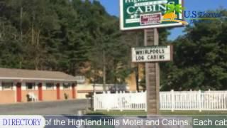Highland hills motel & cabins - boone hotels, north carolina