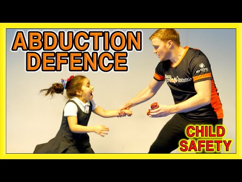Defence Against Child Abduction | Protect Your Children
