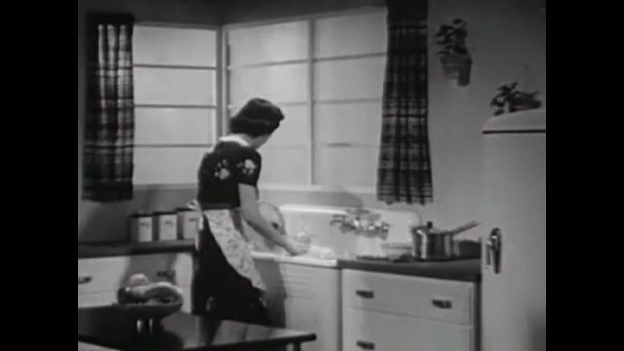 1937 dishwashing commercial from vintagekitchencollectibles com 1937 dishwashing commercial from vintagekitchencollectibles com youtube