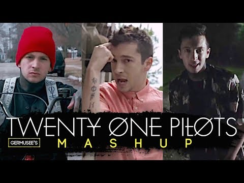 Twenty One Pilots - '4 SONGS' - Mashup (Video)