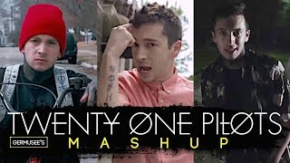 Twenty One Pilots - '4 SONGS' - Mashup (Video)