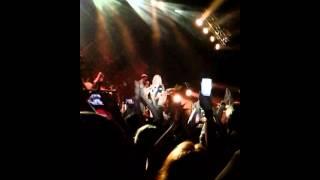 """Ellie Goulding """"BURN"""" WARSZAWA 6.02.14 TORWAR"""