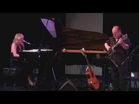 Fly me to the moon / Volons Vers La Lune - Carol Welsman - DUET LIVE