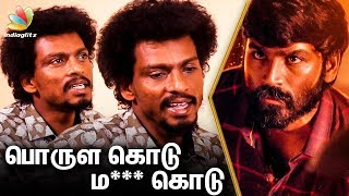 I Have a Bigger Role in Vada Chennai 2 : Sendrayan Interview Part 2 | Dhanush, Vetri Maaran