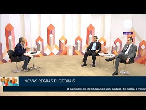 Participação Popular - Novas Regras Eleitorais - 06/08/2018