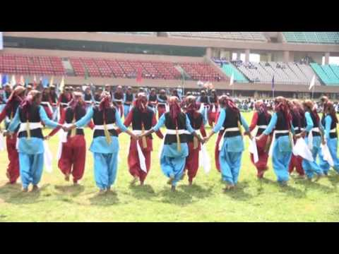 20TH Ranchi Zonal Athletic Meet 2016 Hosted By Metas SDA School -DVD- 01 - Part   3