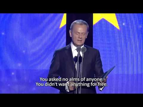 Speech at the opening ceremony of the Slovak Presidency of the Council of the EU (with subtitles)