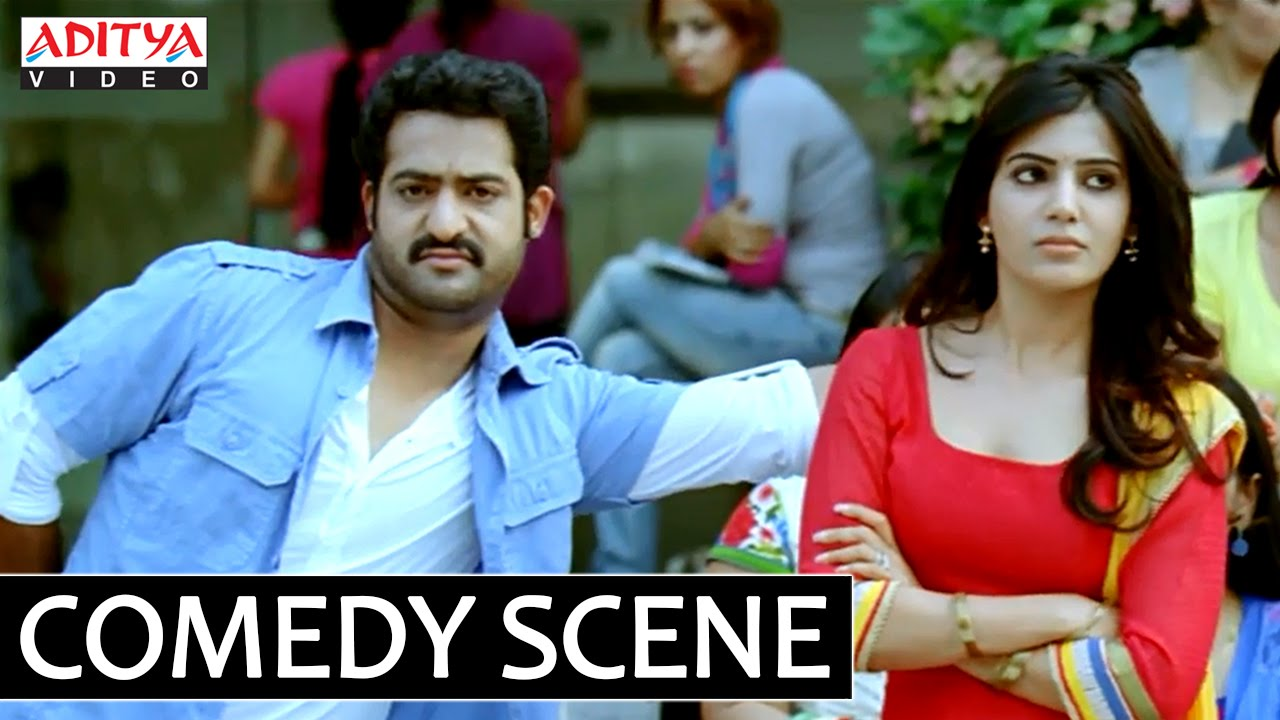 Download Ramayya Vasthavayya Movie - NTR and Samantha Funny Scene - NTR, Samantha, Shruti Haasan