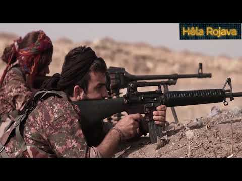 lêxin Şervanên YPG indir