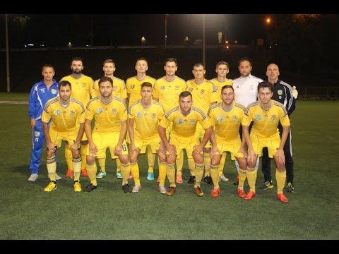 FC Ukraine United  vs  Aurora United FC