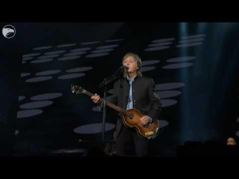 Paul McCartney plays Wichita