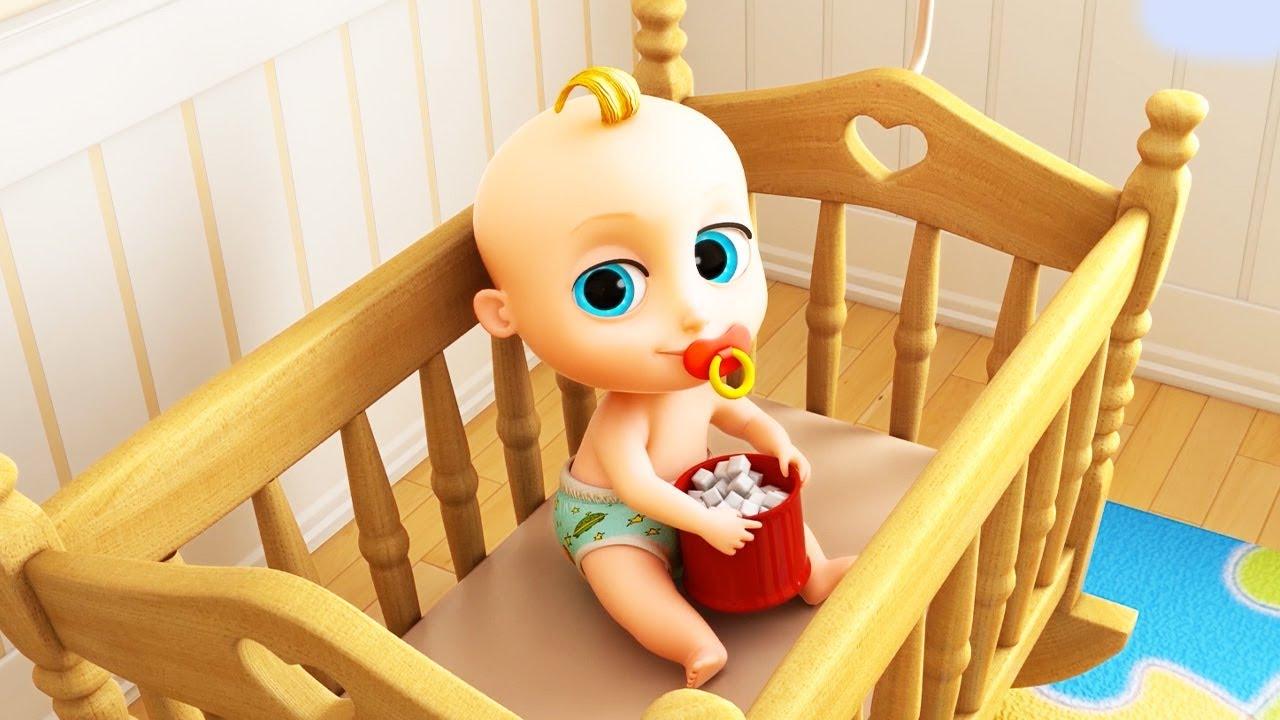 Looby Loo - Tubarão Bebê e Mais Músicas Infantis | O Reino Infantil