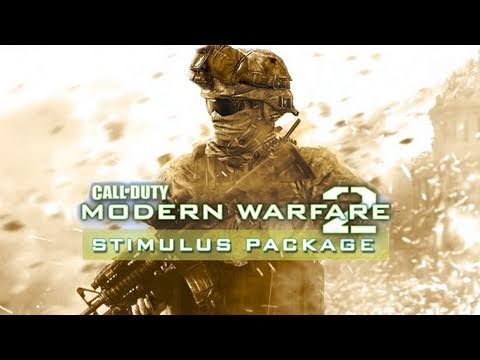 Modern Warfare 2 - Stimulus Map Pack Gameplay Preview (HQ) - For Xbox 360, PS3 and PC