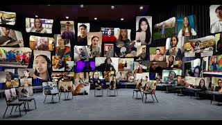 OK Go Sandbox - Art Together Now (Symphony From Home Version)