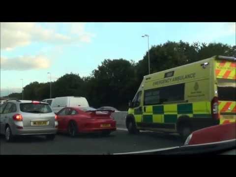 Accident M6 Motorway October 9, 2015