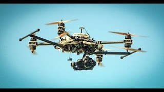 Professional  Drone Take off's and Landings