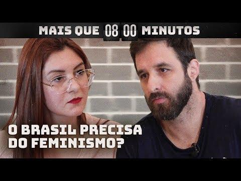 Ana Campagnolo: feminismo pra quem?  Mais Que 8 Minutos