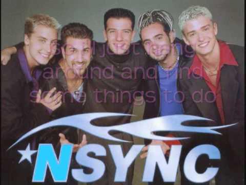Gone by Nsync (lyrics) - YouTube