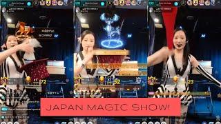 BIGO LIVE Japan - ????Magic Show????
