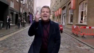 James Corden Cadbury ad 2014